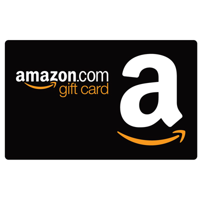 AMAZON.COM<sup>®</sup> $25 Gift Card - Use this card to shop online from the biggest selection of books, magazines, music, accessories and a lot more!